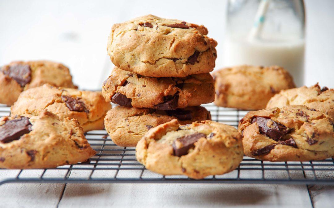 Best Choc Chunk Cookies