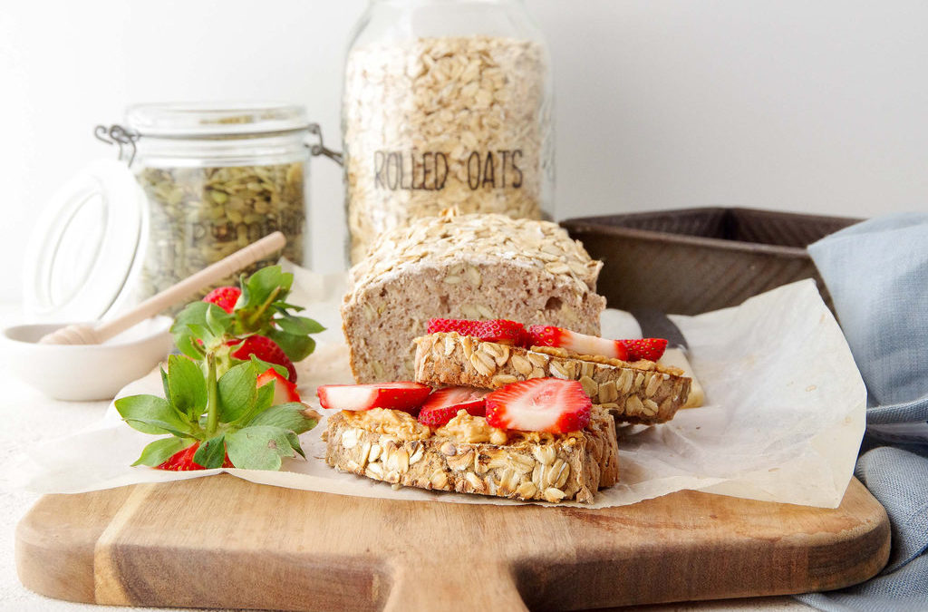 Oat & Buckwheat Bread