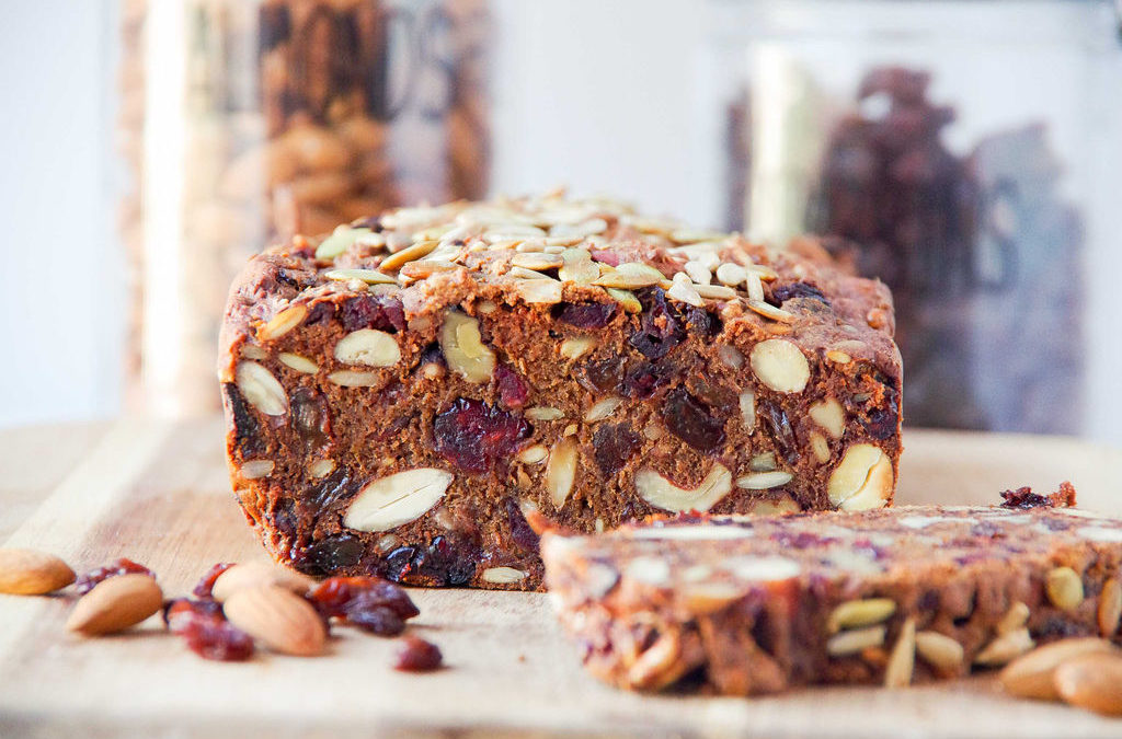Fruit & Nut Bread