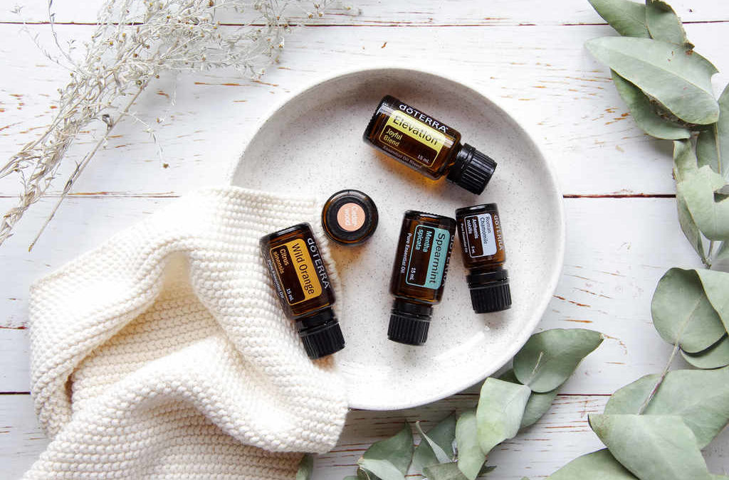 Why I partner with doTERRA