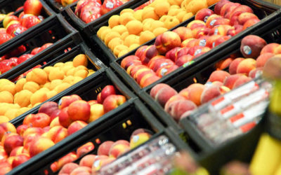 Eat more fruit and vegetables to improve your gut microbiome