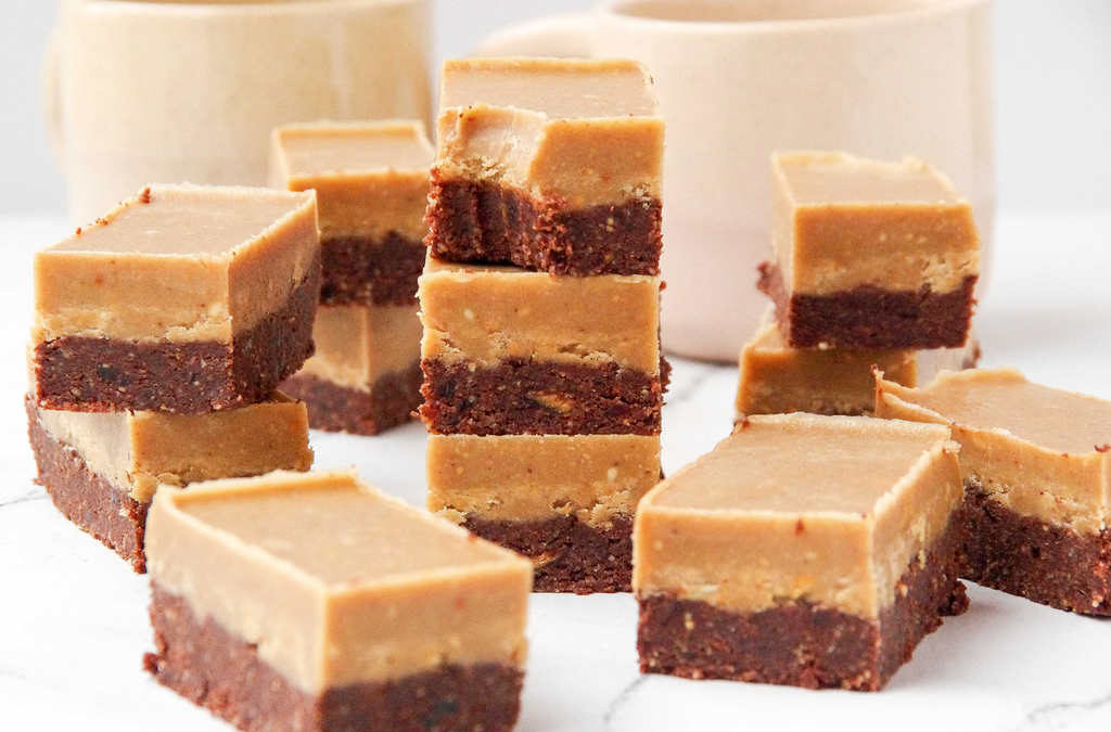 Ginger & Chocolate Slice
