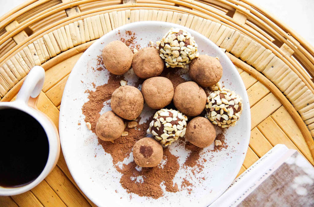 Chocolate Avocado Truffles